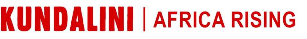 Kundalini Africa Rising logo
